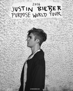 Its Finally here! justinbieber PurposeWorldTour and we got March 20thhellip